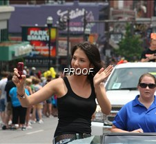 CMA FEST Block Party Parade & Concert 20
