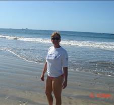audrey in tamarindo beach  costa rica
