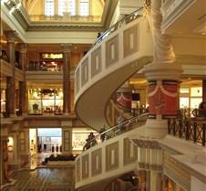 Caesars Escalator