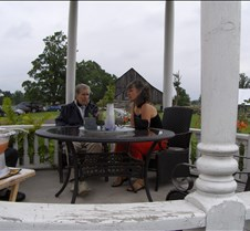 chatting in the gazebo (.//k)