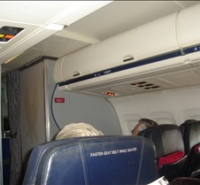AA 2272 - First Cabin