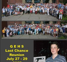 QEHS Last Chance Reunion CD  Scott Noddi