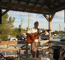 Jim Morris at the Double Nickel Pub