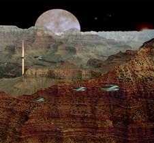 Saucer Canyon