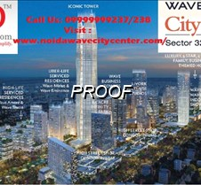 Wave City Center Noida