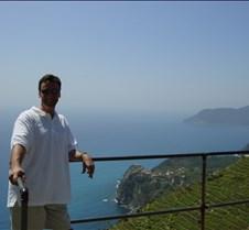 Dizzy View of Cinque Terre