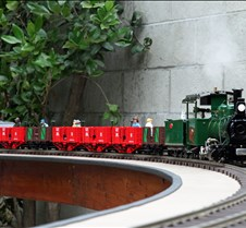 Raul Barrile's Roundhouse Fowler 0-6-2