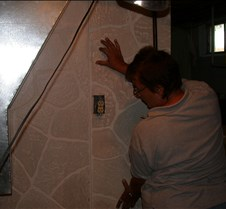 Basement  rebuilding 9.07.2004 020