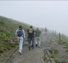 Long hike?