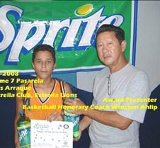 07 0952008 Game 7 Pasarela Luis Arraque