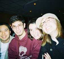 Josh, Niko, Aamanda & Melissa