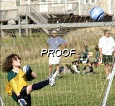 GoalieWork