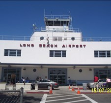 Long Beach  Airport, CA