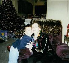 Jackson loving Nanny