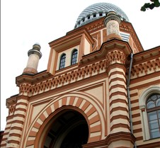 Grand Choral Synagogue of St. Petersburg