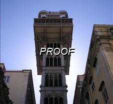 Ascensor de Santa Justa Lisboa