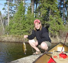 31. Small mouth Bass caught in Jack lake