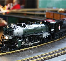 Phil Carter's Great Northern S2 Loco