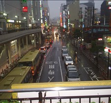Overlooking Machida