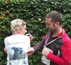Cardiff Half Marathon Completed by Peta, Daniel and Daniel's brother David on behalf of Rescued Racers