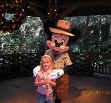 Jaxy with Mickey