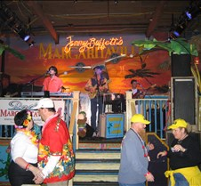 Sunny Jim Band at Margaritaville