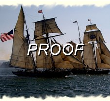 Tall Ship fight -- San Diego Harbor