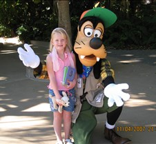 Jaxy with Goofy