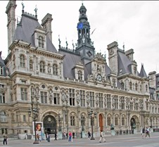 Hôtel de Ville, Paris' City Hall