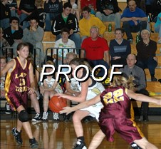 01/12/2009 Girls Campbell vs Neelyville