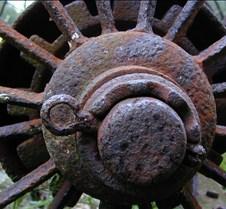 Old Wheel Hub