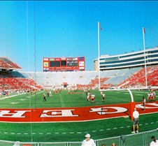 Badger opening game