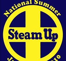 2010 National Summer Steamup Logo
