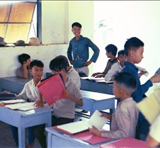 070  School at Marble Mtn Summer '68