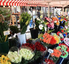 Old Town Street Market – Nice, France