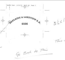 Steeple Cab Loco #100, at Diamondhead