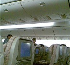 Emirates In Plane
