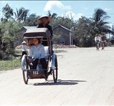 Rickshaw & Bicycles