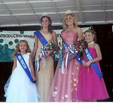 WNCF 2006 Pageant, Parades & Events Photos of the 1st West Neston Community Festival Pageant 2006, plus photos from Queen Meredith ~ Princess Danielle ~ Mini Queen Pookie ~ Mini Princess Kyla's Title Year Events and Parades.