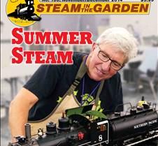 Steam In The Garden Cover #136 Nov 2014