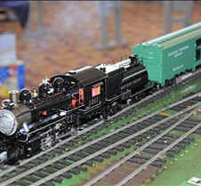 SP S-12 0-6-0 Live Steam Loco #1261