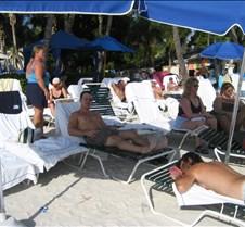 At the Casa Marina Beach