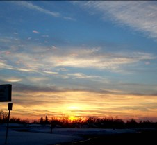 sunset01242005