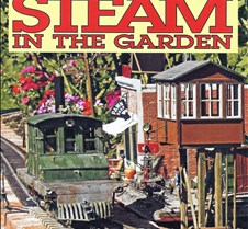 Steam In The Garden Cover #102, Dec 2008