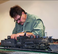 Bruce Sherman And His K-28 Mikado