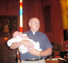 Maxtan Baptism