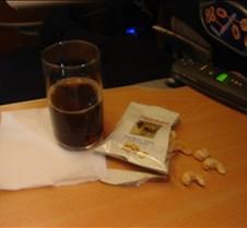BA 247 - Drinks & Snacks