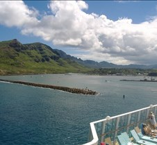 Leaving Kauai