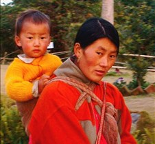 Nepal - Mother and Baby 2