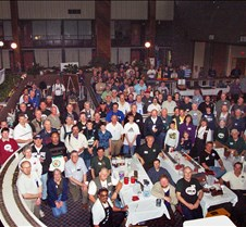 2001 Diamondhead Steamup Group Photo